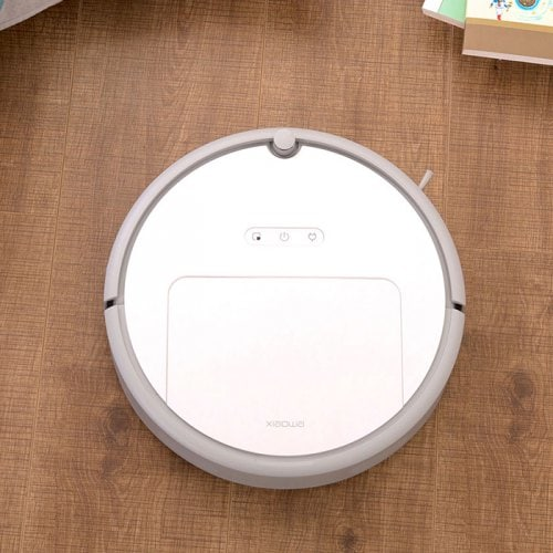 Roborock xiaowa E202 Smart Robotic Vacuum Cleaner from Xiaomi - White