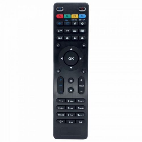 Remote control for IPTV / OTT set-top boxes MAG