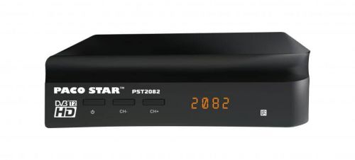 Digital High Deffinition Terrestrial Receiver PACOSTAR PST2082