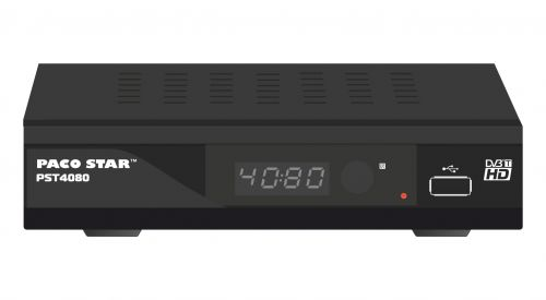 Digital High Definiton Terrestrial Receiver PACOSTAR PST-4080