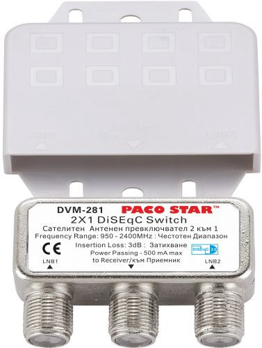 Diseqc Switch PSD-281