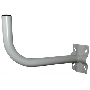 Universal mount for wall and tube railing