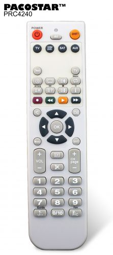 4 in 1 Programmable remote control PRC4240