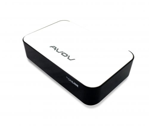 IPTV SET-TOP BOX AVOV ver.2