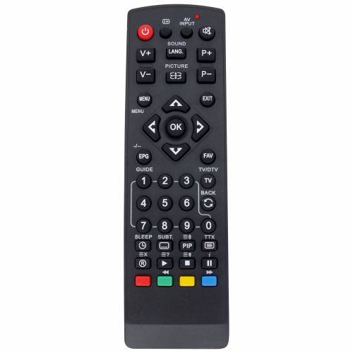 Programmable remote for TV  RATAI RT1210