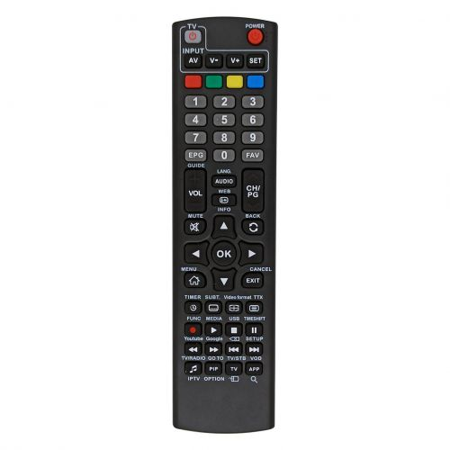 PRL1292 IR computer programmable remote control with learning function